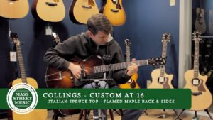 Collings Guitars - Custom AT 16 Demo