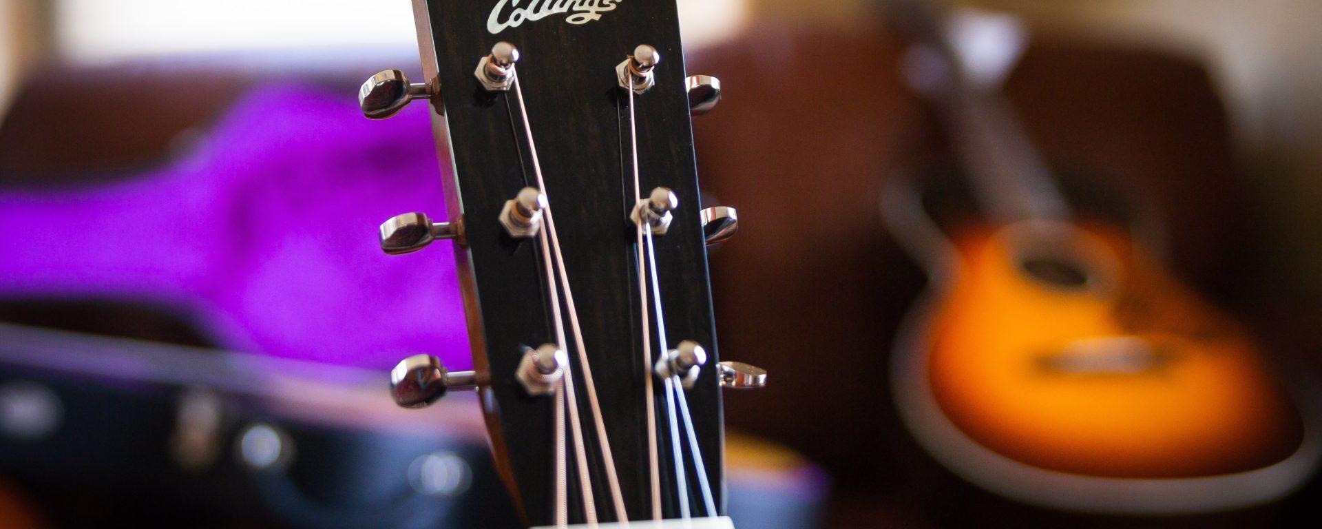 Collings Guitars 1 11/16 Traditional Series Models