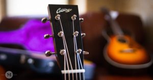Collings Guitars 1 11/16 Traditional Series Models