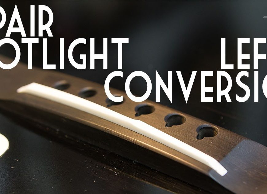 Repair Spotlight Lefty to Right Conversion