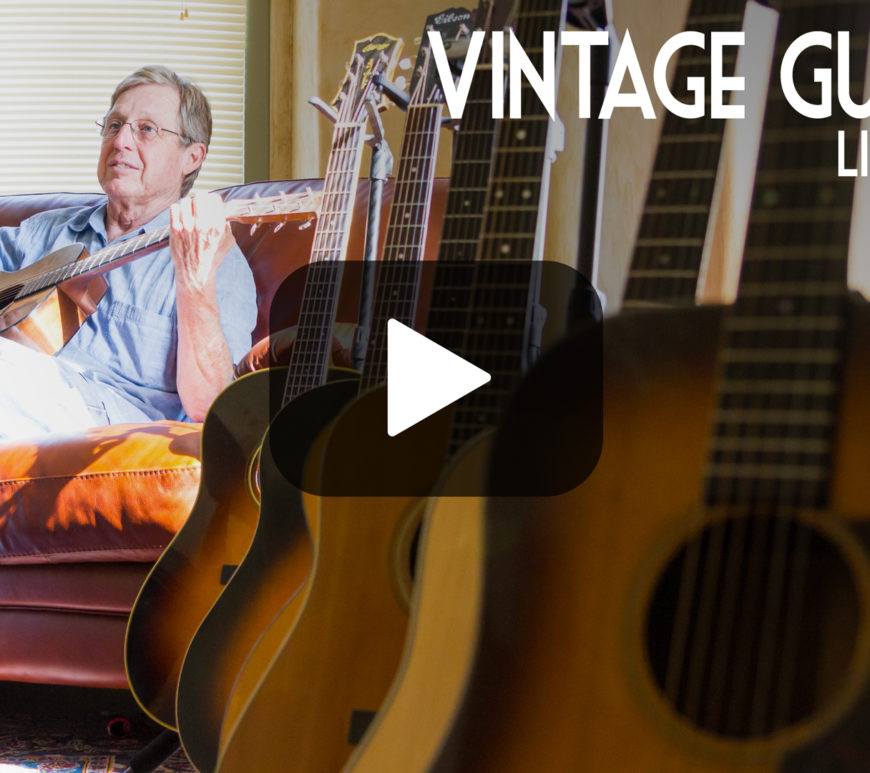 Vintage Guitars of the Past and Future with Jim Baggett