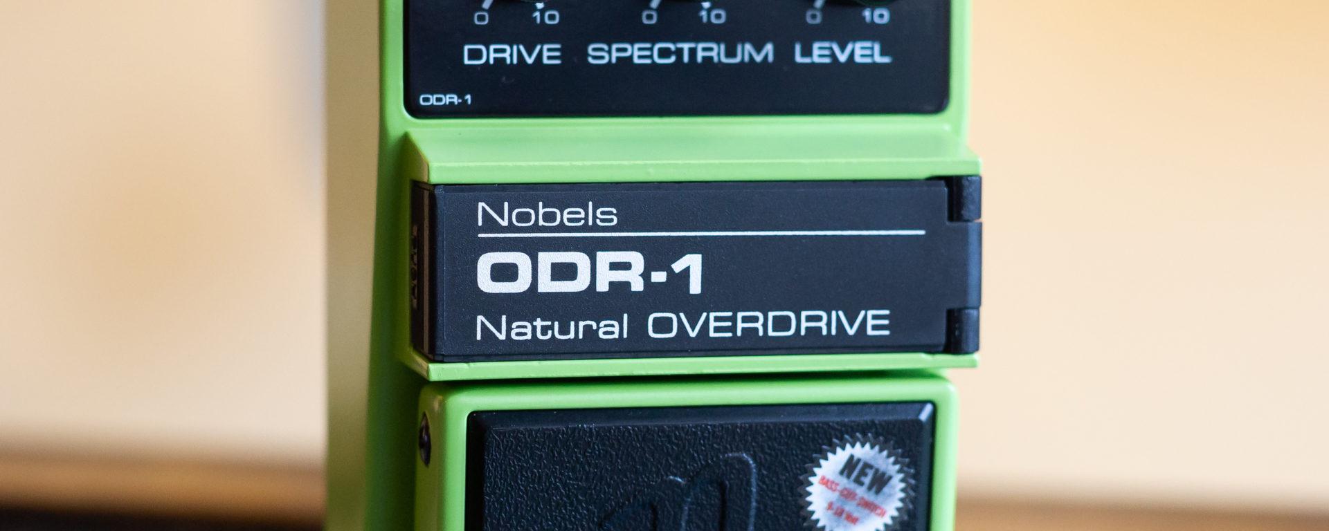 Nobels ODR-1 (bc) Overdrive