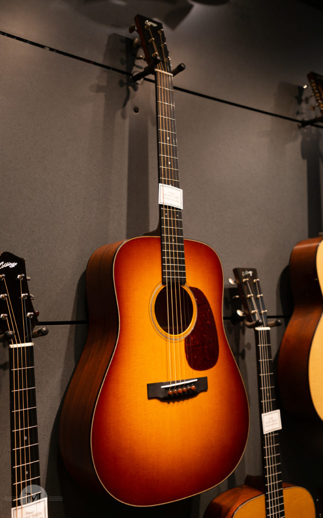 Collings Guitars - Vintage Satin Finish