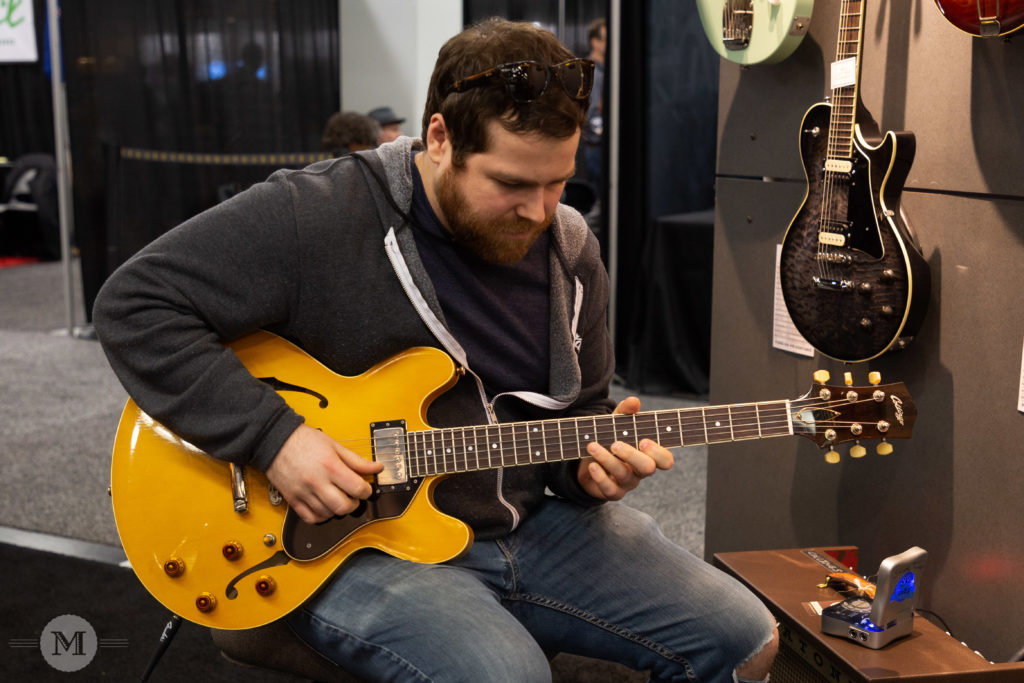 NAMM 2020 Collings I-35LC
