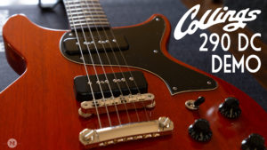 Collings Guitars - 290 DC - Orange