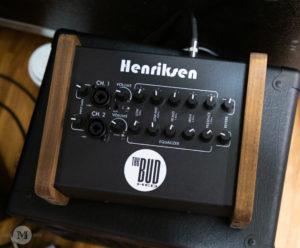 Henriksen The Bud Hed
