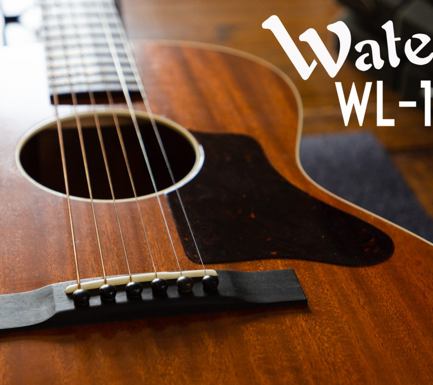 Waterloo Guitars - WL-14 XTR Demo