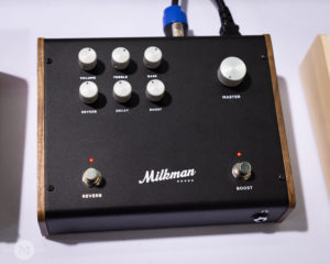 The Amp 100 from Milkman Sound