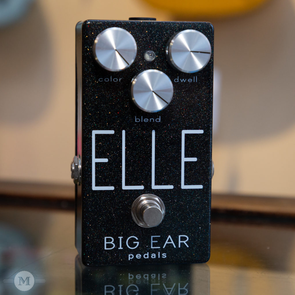 Big Ear Pedals - ELLE