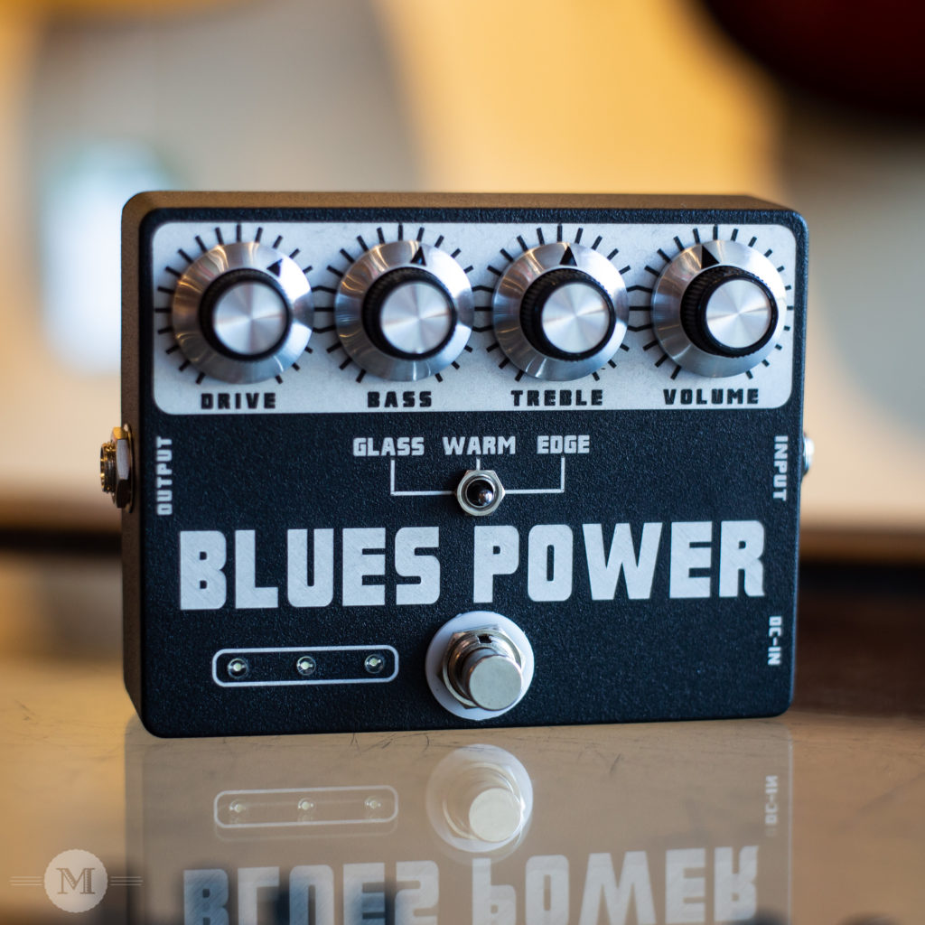 Blues Power King Tone Guitar Pedals