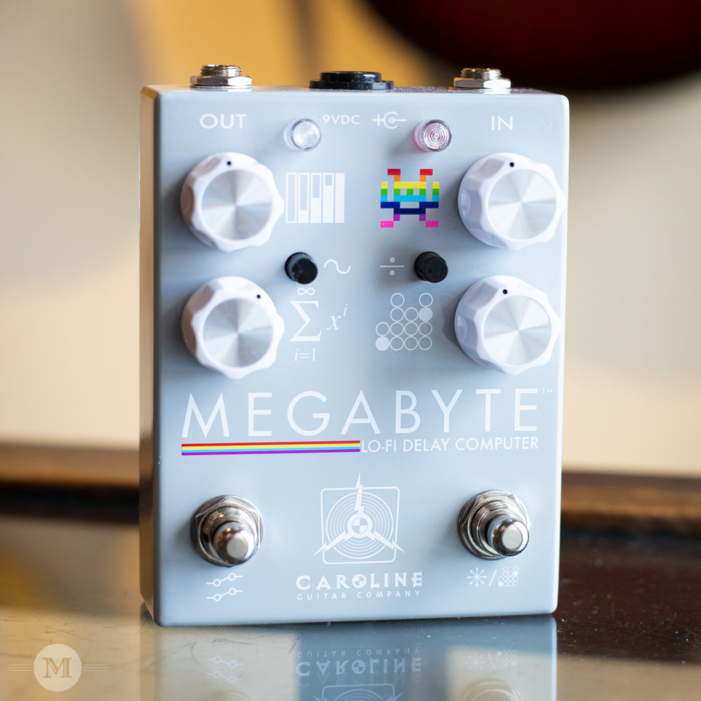 Caroline Guitar Co - Megabyte Lo-Fi Delay