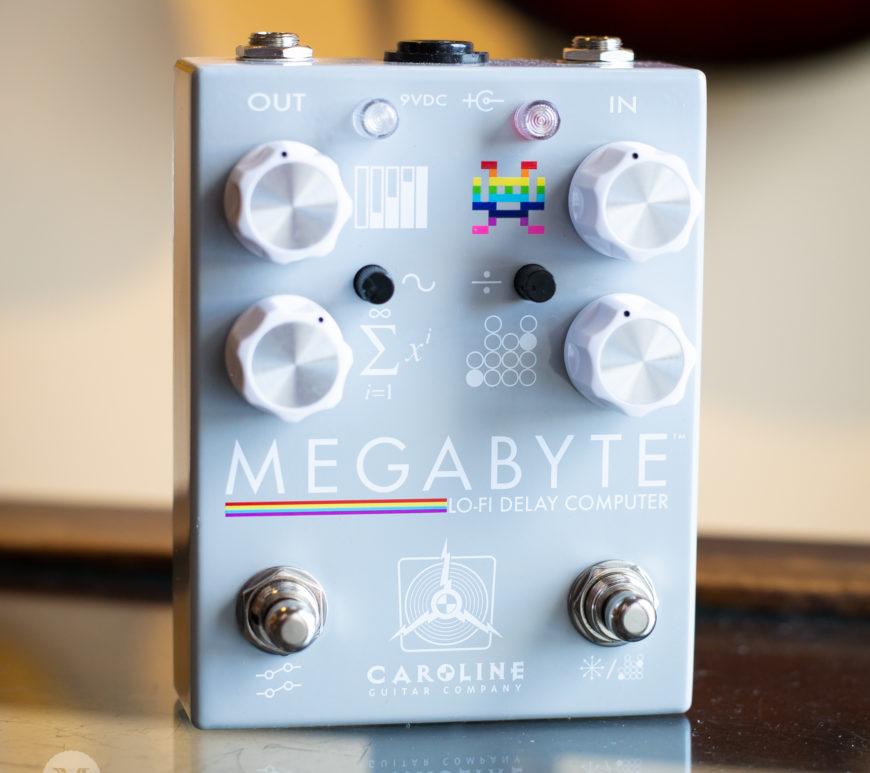 Caroline Guitar Co - Megabyte Lo-Fi Delay