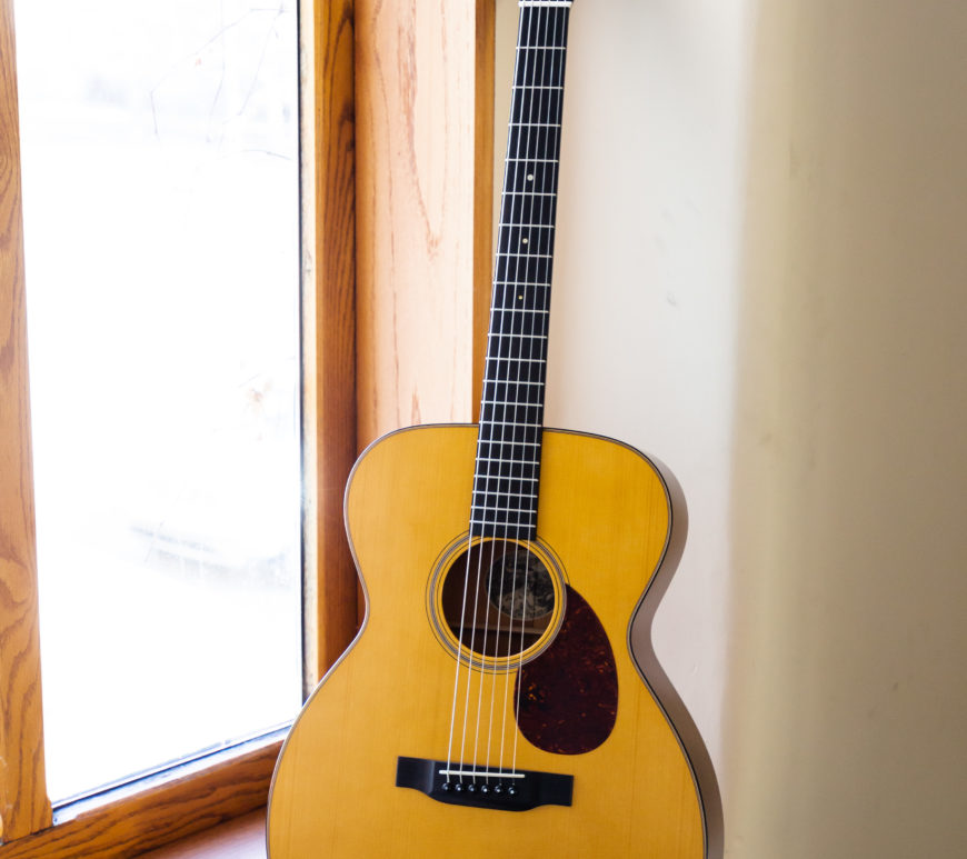 Collings OM1A Julian Lage JL