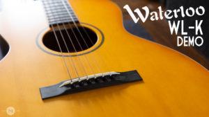 Waterloo WL-K Demo