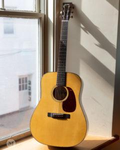 Collings Guitars Vintage Satin Finish