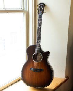 Taylor Acoustic Guitars - Builder's Edition 324ce V-Class