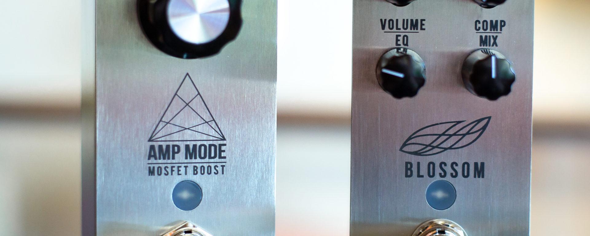 Jackson Audio Pedals - Blossom - Amp Mode