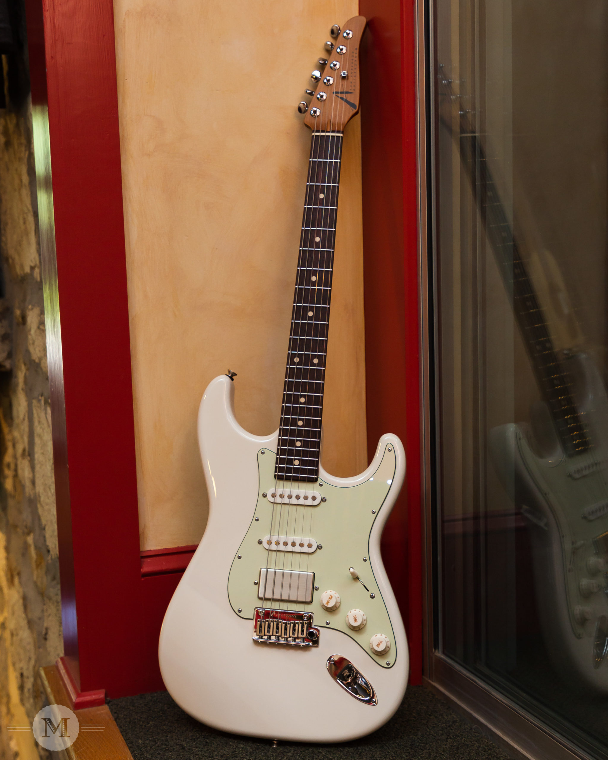 Anderson - Icon Classic - Olympic White HSS