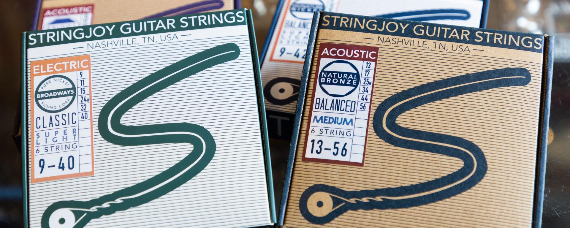Stringjoy Strings