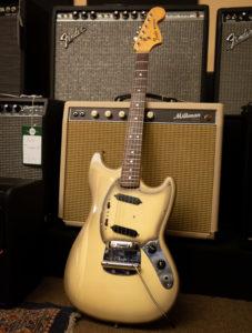 Fender Electric Guitars - 1978 Mustang Antigua
