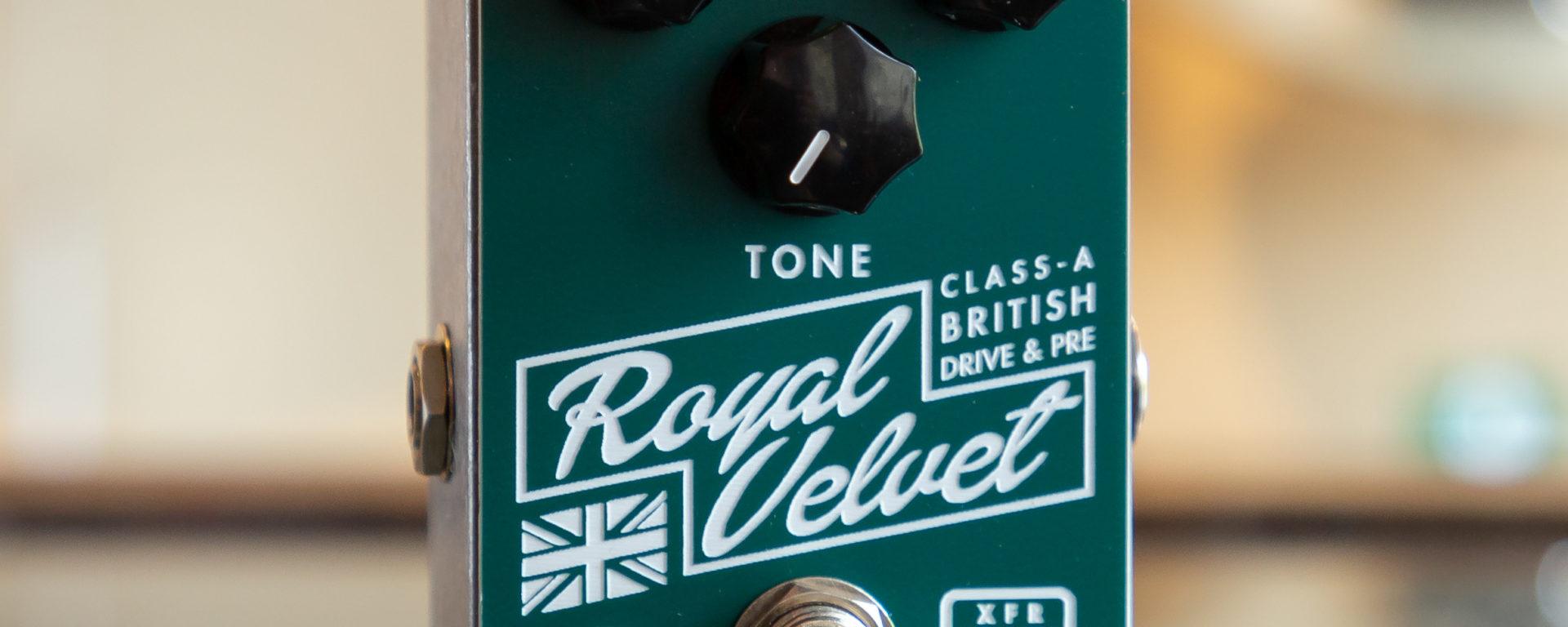 Greer Royal Velvet
