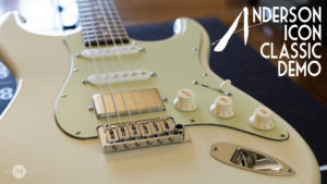 Tom Anderson Olympic White Icon Classic
