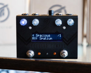"GFI System - Specular Tempus Delay/Reverb ""BLVCK BEAUTY"" LTD"