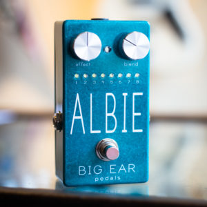 BIG EAR Pedals - ALBIE Ambient Modulator