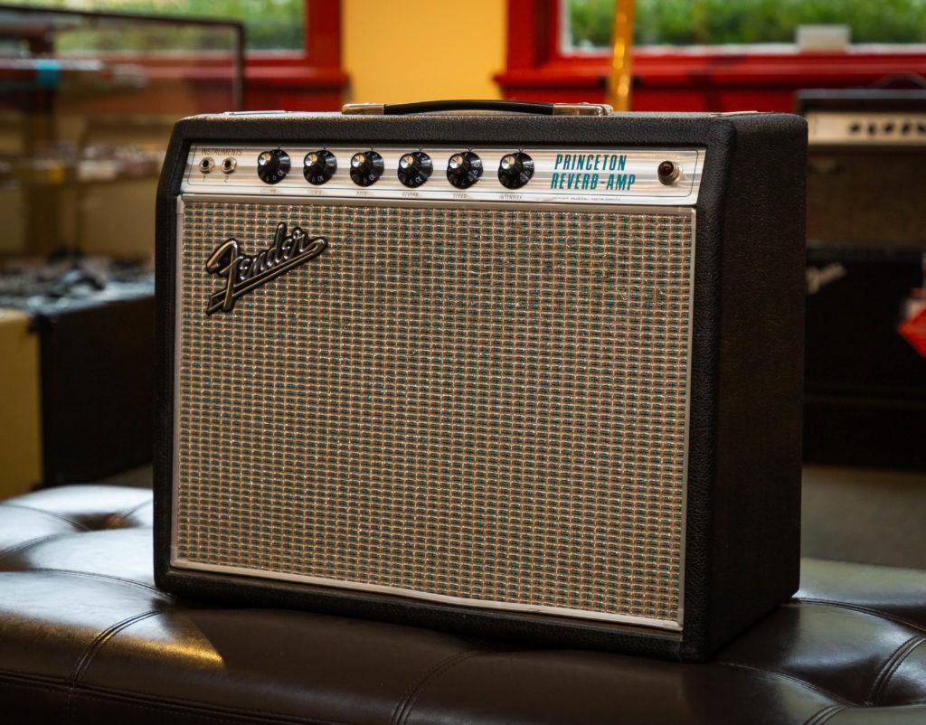 1970 Fender Silverface Princeton Reverb