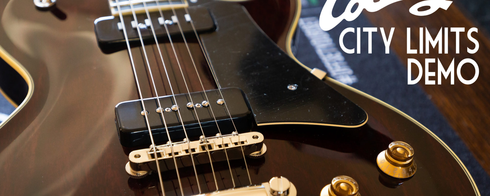 Collings Electric Guitars - City Limits Deluxe Oxblood