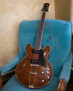Collings Guitars - I-30 Walnut - Custom Order