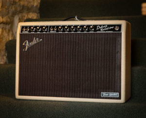 Fender Amps - Tone Master Deluxe Reverb Blonde