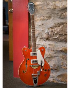 Gretsch Electric Guitars - G5422T Electromatic - Orange Stain