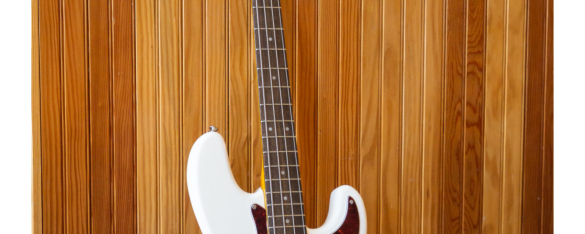 Squier Classic Vibe '60s P Bass - Olympic White