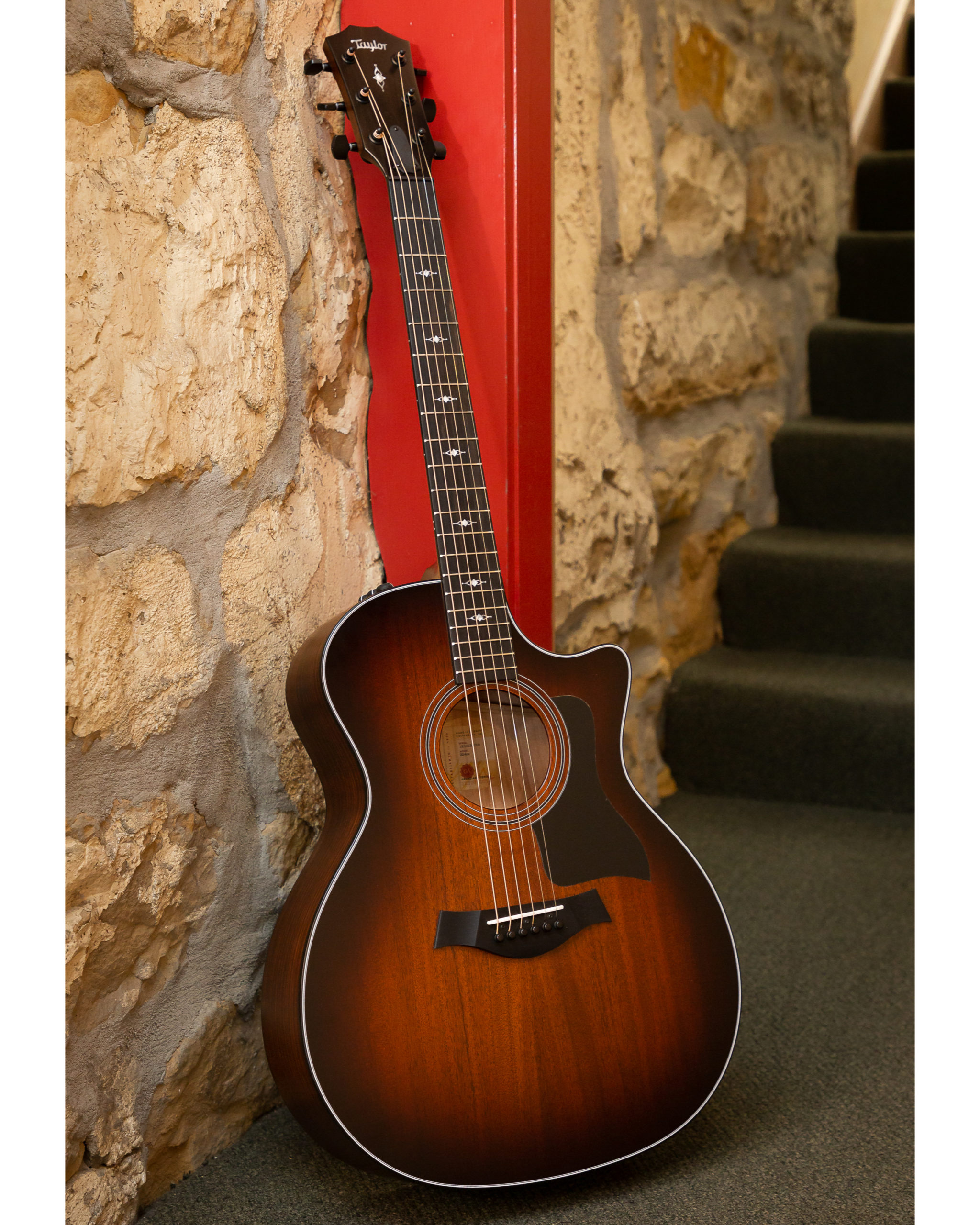 Taylor Acoustic Guitars - 324CE V-Class
