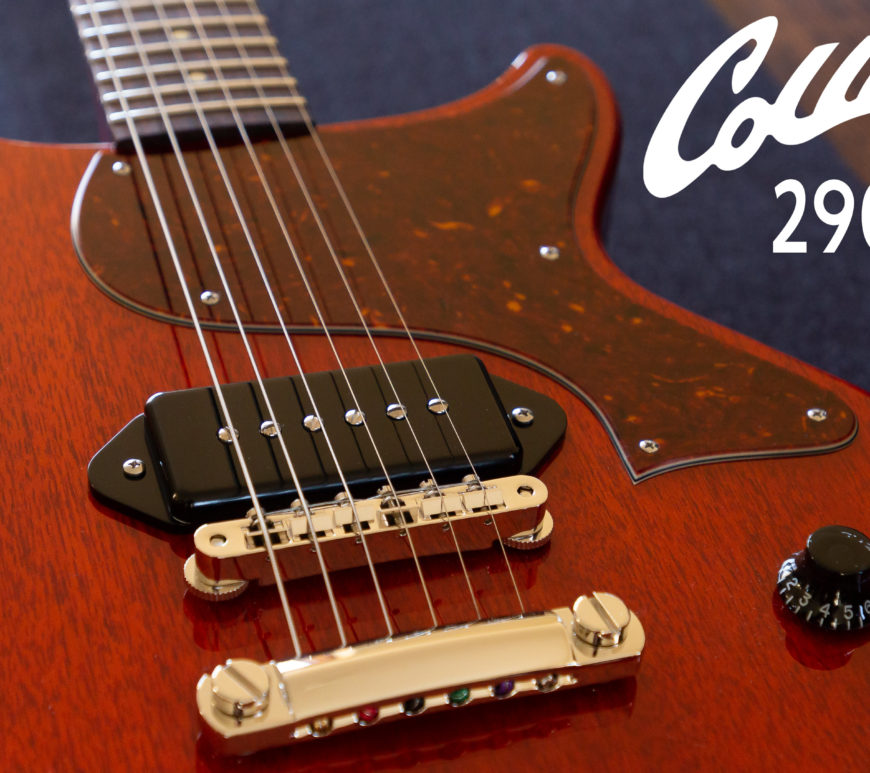 Collings 290 DC S Demo
