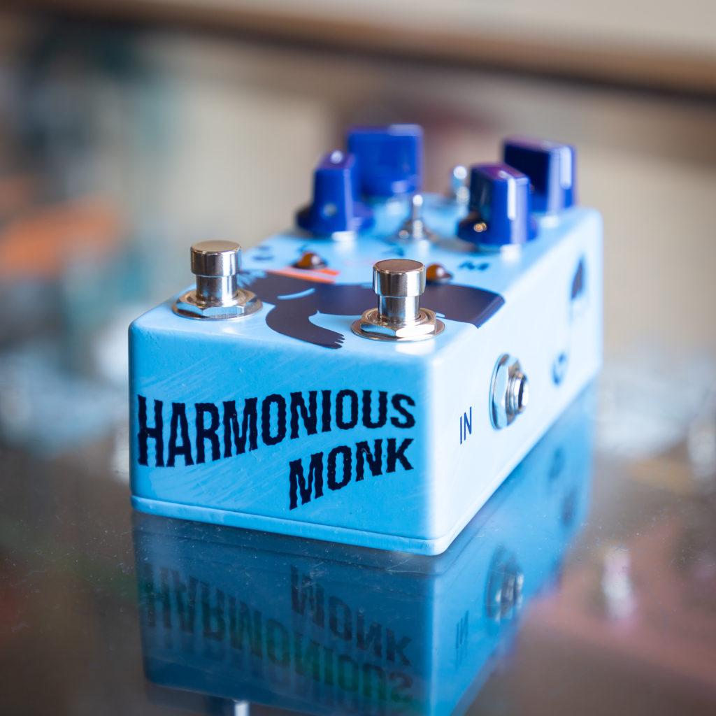 JAM Pedals - Harmonious Monk Harmonic Trem