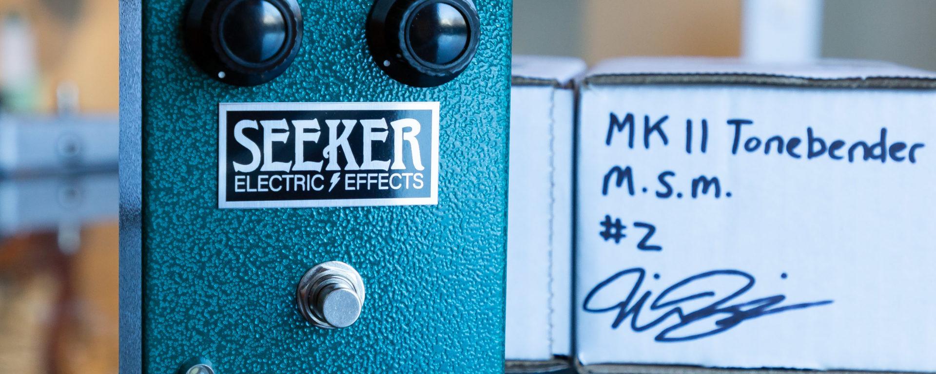 Seeker Electric Effects - MK Tone Bender