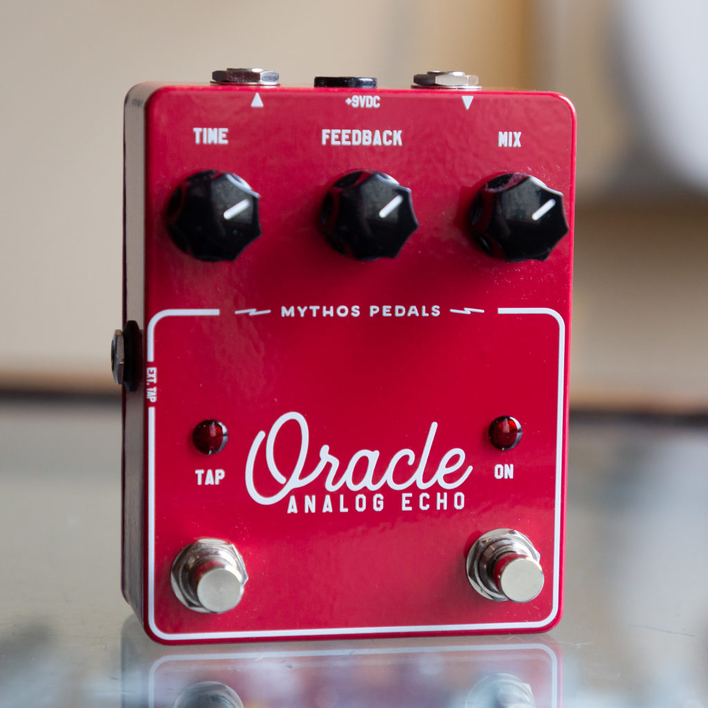 Mythos Pedals Oracle Analog Delay