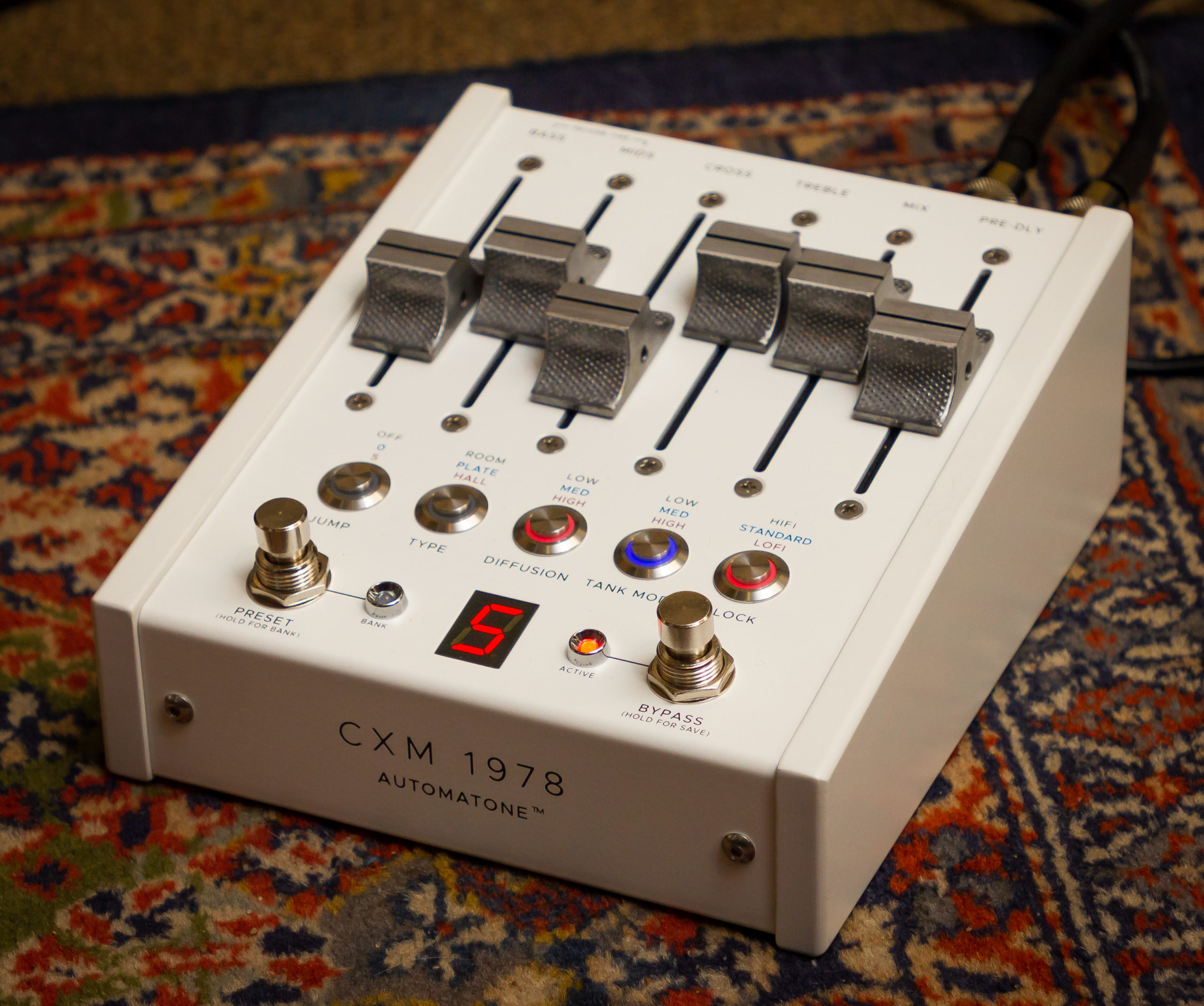 Chase Bliss Audio - AUTOMATONE CXM 1978
