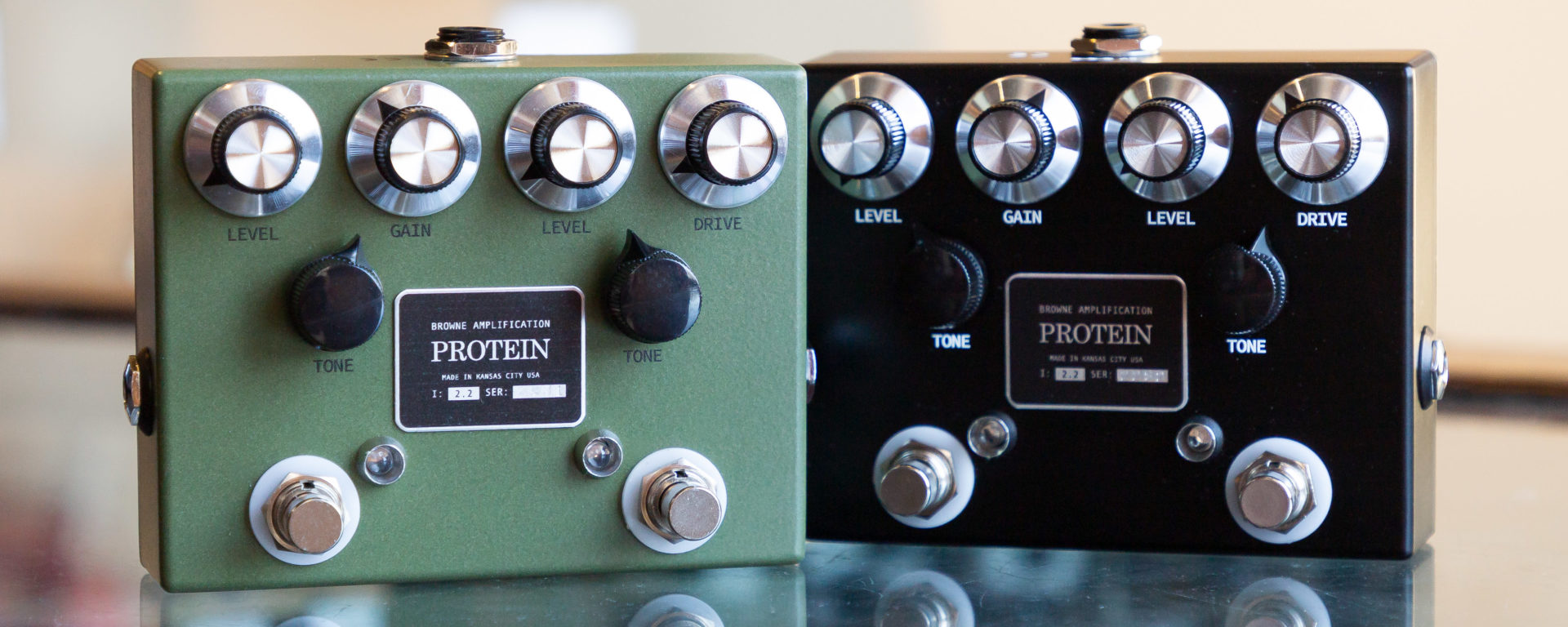 Browne Amplification Protein Overdrive