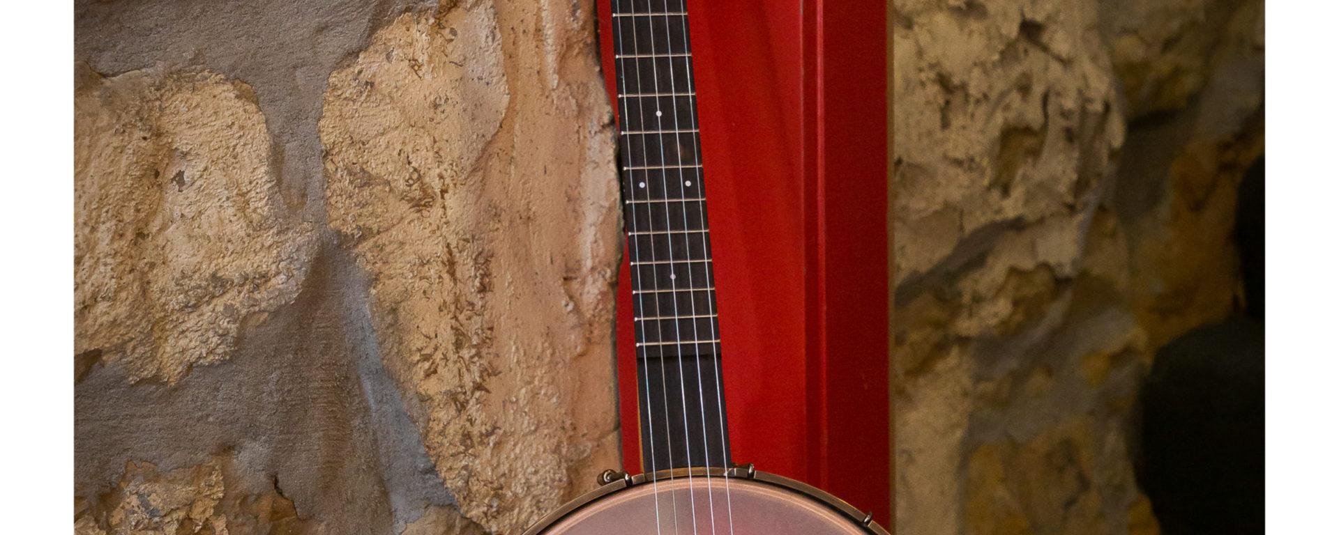 "Ode Banjos - 12"" Sundance"