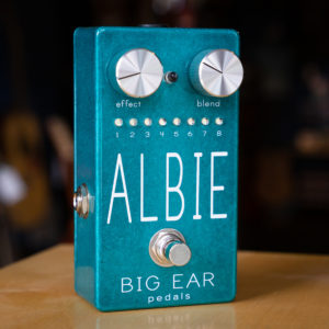 BIG EAR Pedals - ALBIE Ambient Modulator