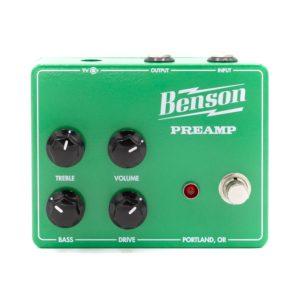 Green Benson Preamp