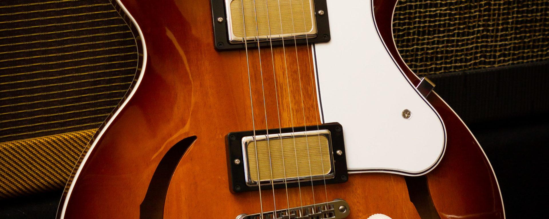 Harmony Guitars Comet